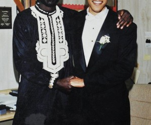 Obama's Letter to his brother Abongo reveals why he went into politics