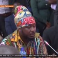 Black Rasta apologized to parliament for saying that 80 percent of MPs smoke marijuana