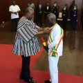 Afari-Gyan receives highest state award