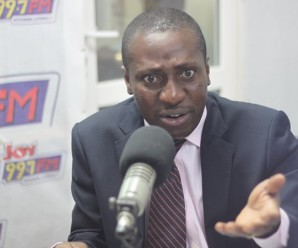 Alexander Afenyo Markins, NPP MP for Efutu Constituency in the Central Region has been the NPP's lead campaigner against corruption and mismanagement