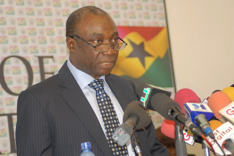 Dr. Kwabena Donkor has promised to resign by the end of 2015 if the energy crisis is not solved.