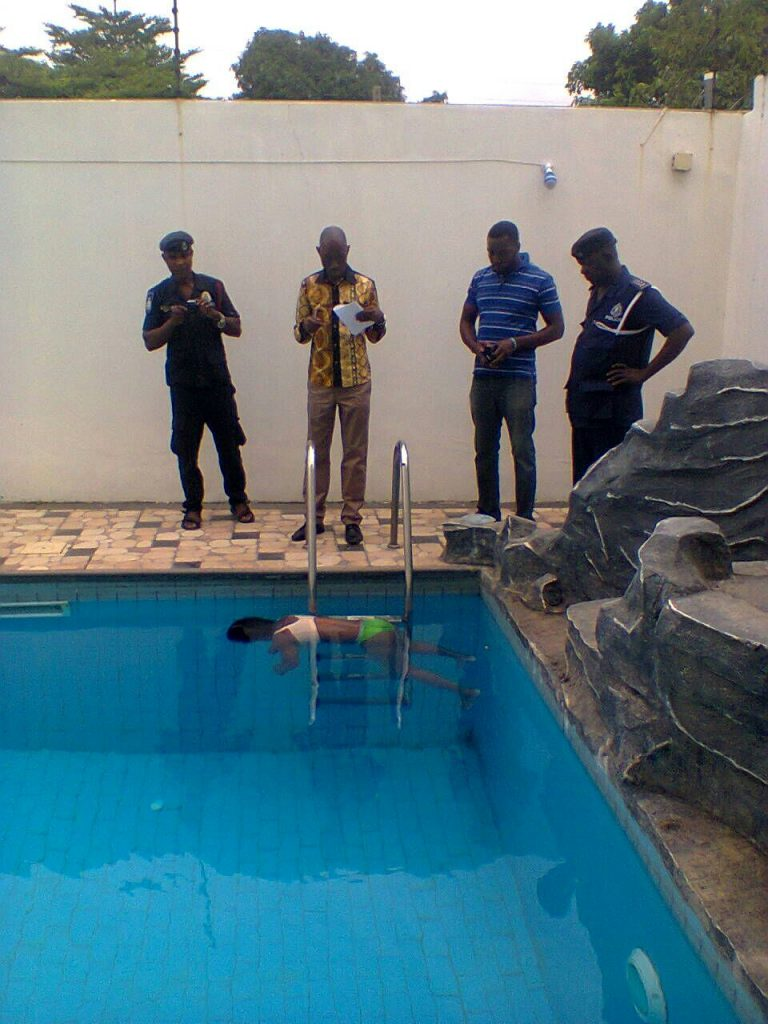 Full Story How Accra Girls Past Student Was Murdered And Dumped In A Swimming Pool Warning