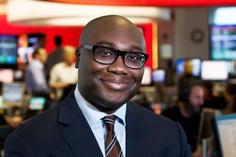 The late Komla Dumor is believed to be Ghana's biggest broadcaster ever