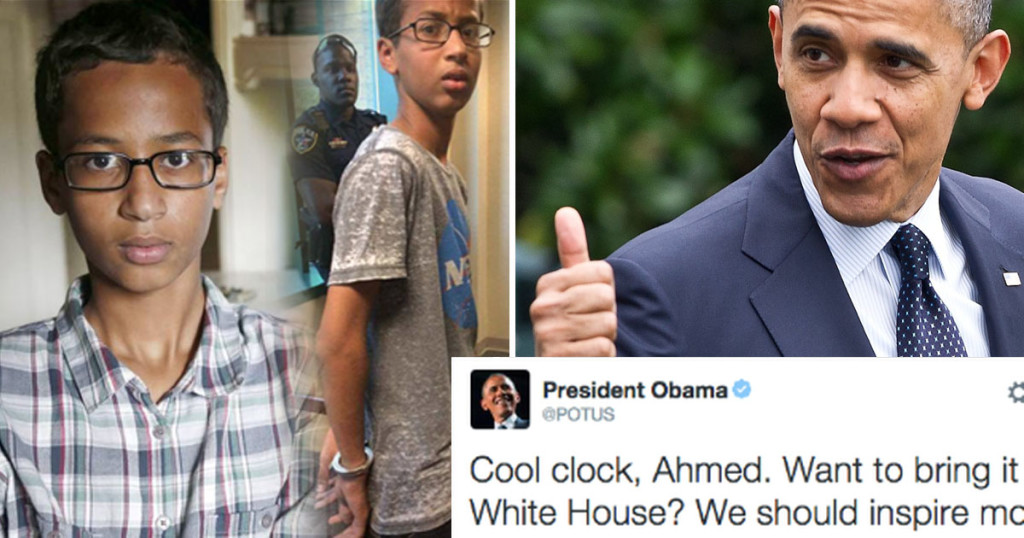 obama and ahmed 2
