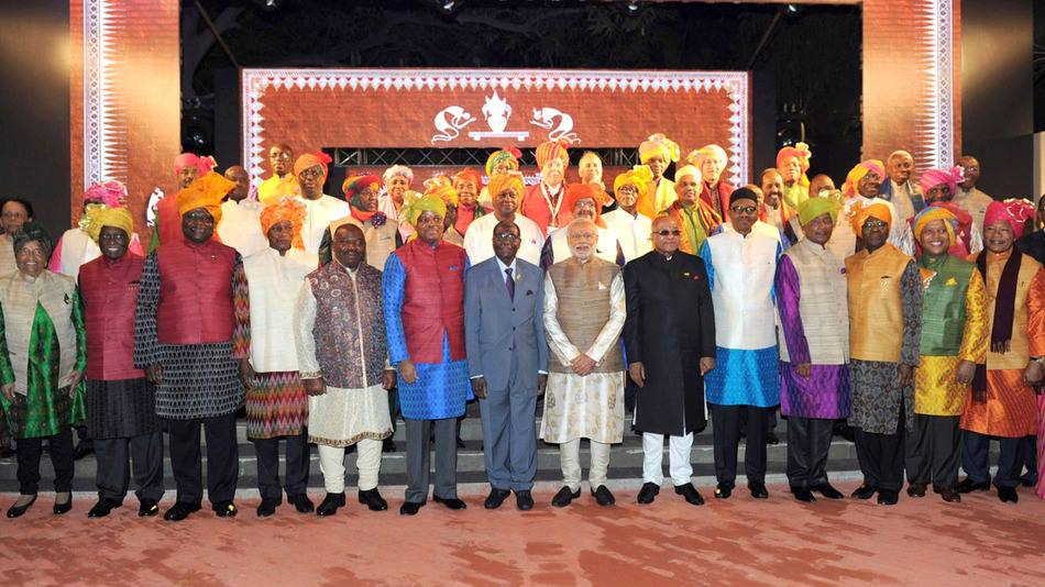 Last year about 50 beggars with the ignoble description of African heads of states assembled in India under the auspices of the India-Africa Summit.