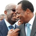 Campaore and ousted Ivorian President Laurent Gbagbo