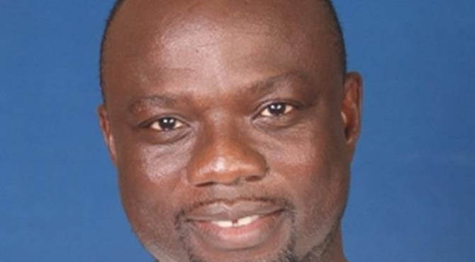 The late MP for Abuakwa North, J.B. Danquah