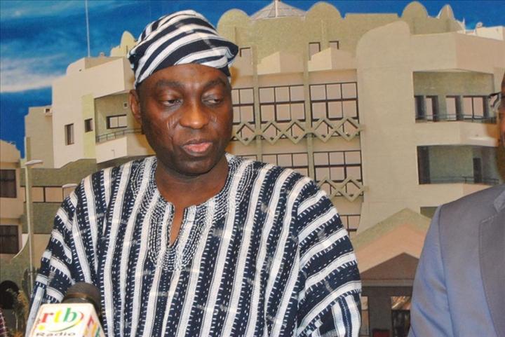 Chief Dauda Mandiaya Bawumia