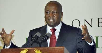MANASSEH'S FOLDER: President Mahama's concession speech [a spoof written before the President conceded]