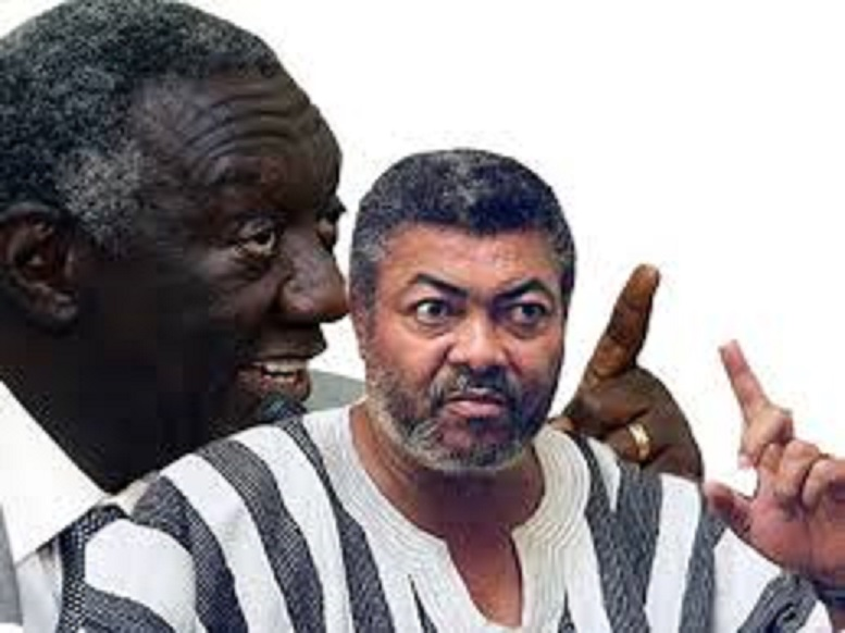 Former President's Kufuor and Rawlings