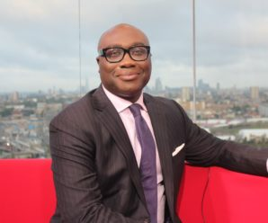The late Komla Dumor