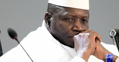 Ex-President Yahya Jammeh leaves The Gambia after losing election