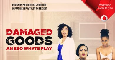 Why couples can't discuss Ebo Whyte's Damaged Goods comfortably