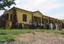 PHOTOS: Krachi SHS old students  build library for school